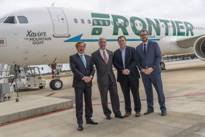 air lease corporation delivery us manufactured A321