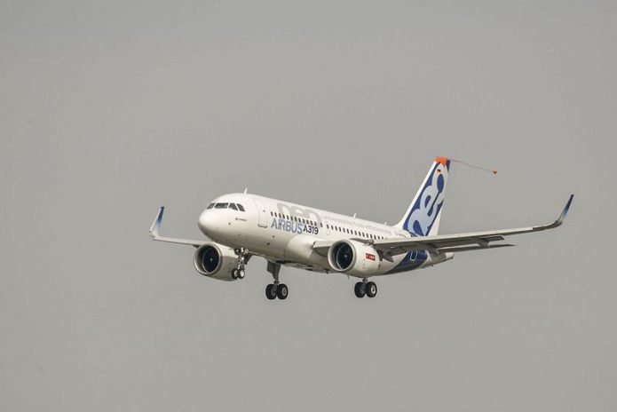 A319neo CFM flight test