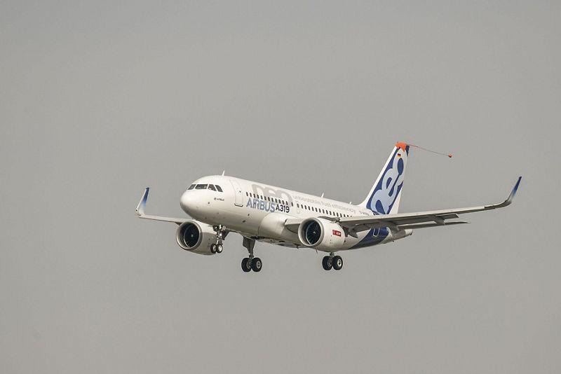 A319neo CFM flight test