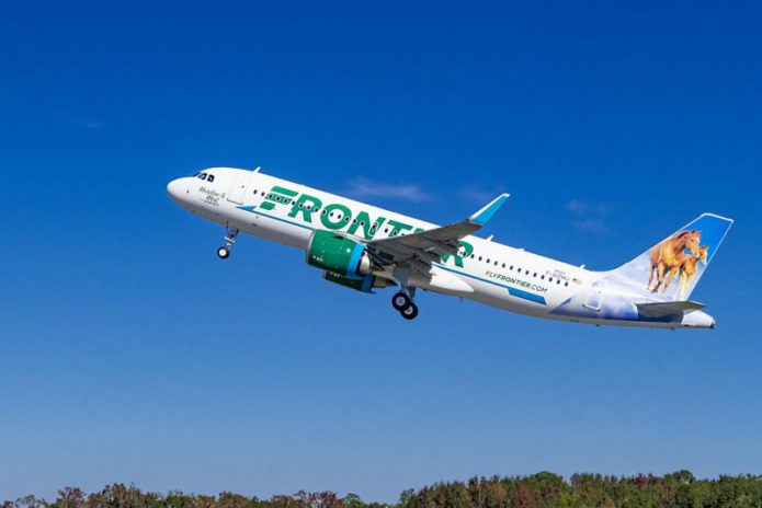 A320 Frontier