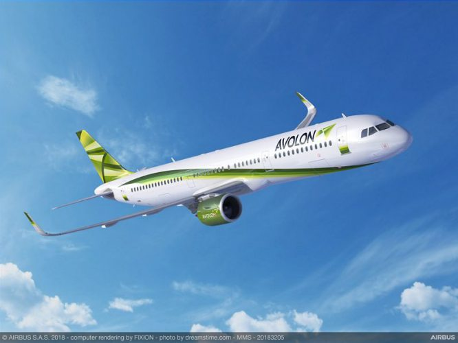 A321neo Avolon