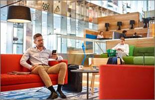 AF KLM Lounge