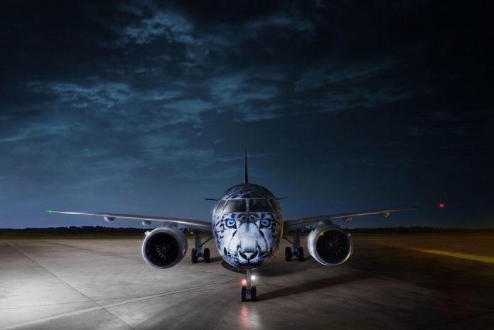 Air Astana E190 E2