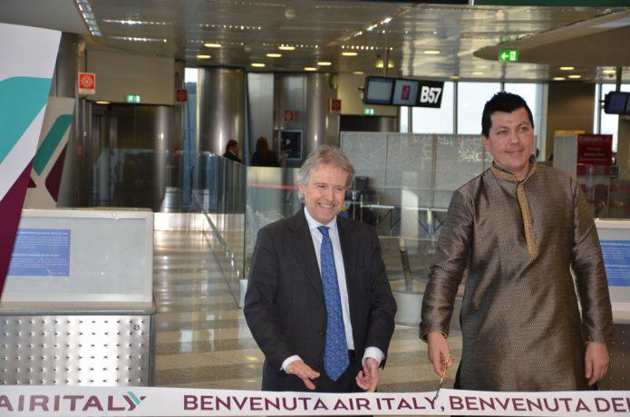Air Italy MXP DEL 1