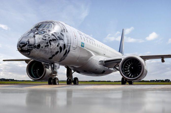 E190 E2 Air Astana