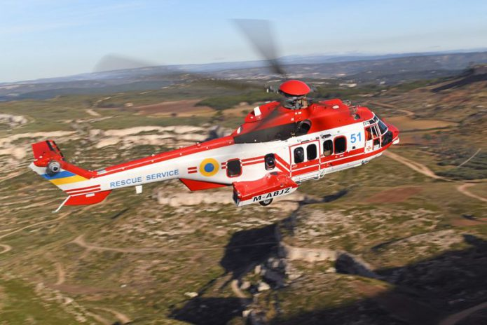 H225 Rescue Service Ukraine A Pecchi