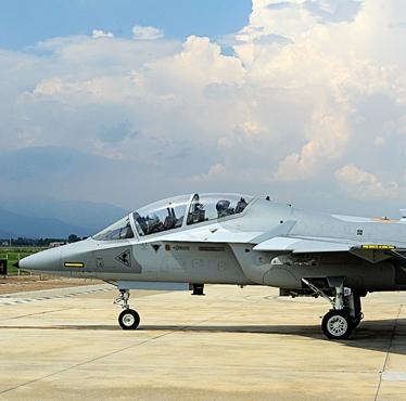 M 346 PLAF s