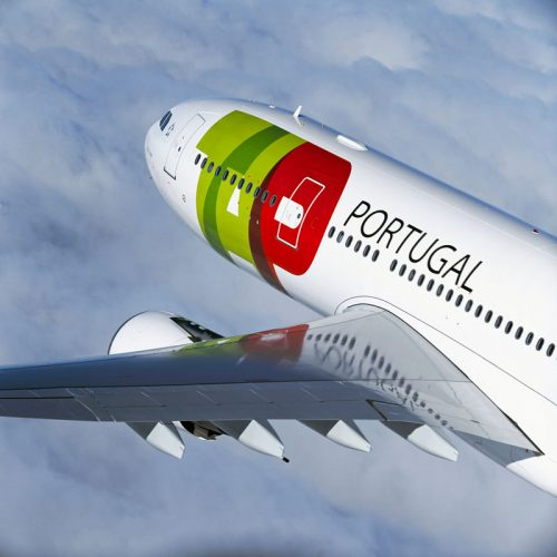 TAP Air Portugal Aereomobile