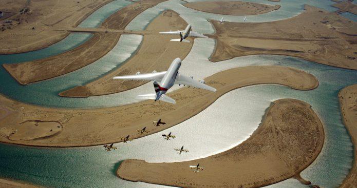 UAE Flypast