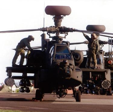 Apache AH Mk 1 s