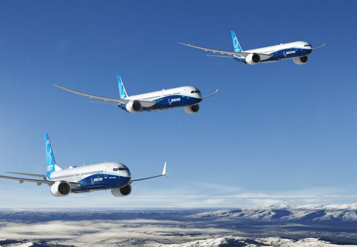BCA airplanes