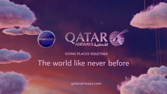 Qatar Airways Campaign