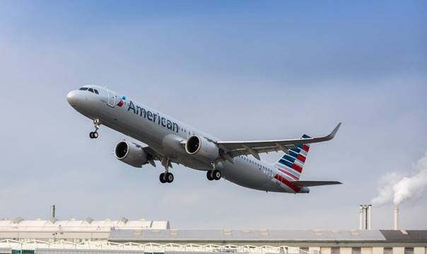A321neo American Airlines