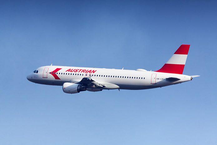 A320 Austrian Retro