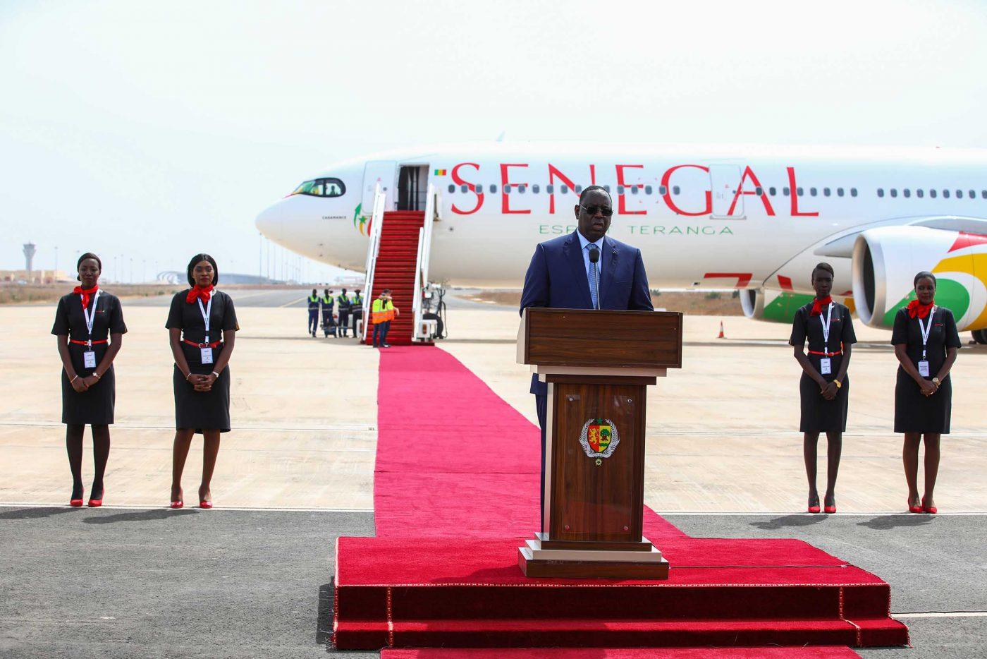 A330 900 Air Senegal CEO