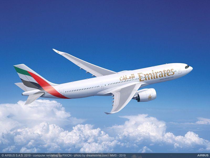 A330 900 Emirates