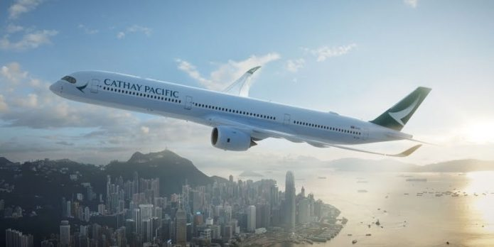 A350 1000 Cathay