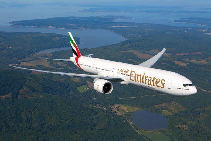 777 300ER Emirates