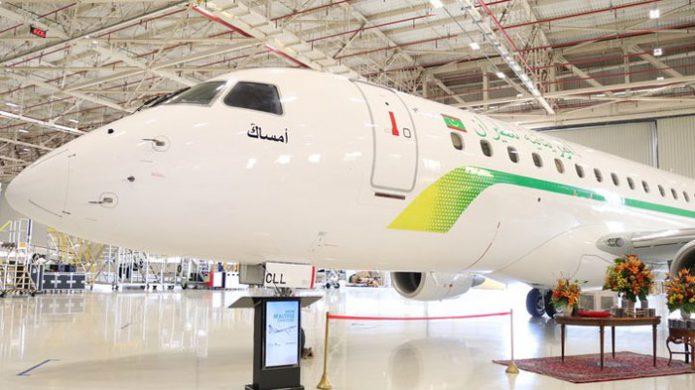 E175 Mauritania