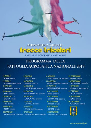 Programma PAN 2019