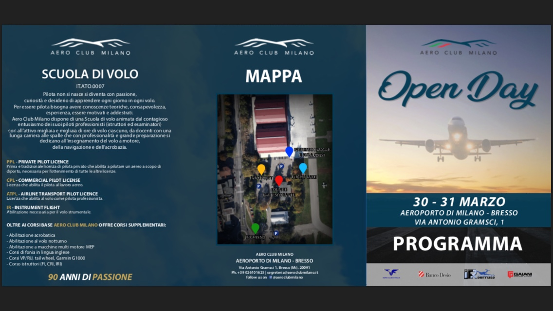 Open day AeC Milano 2019