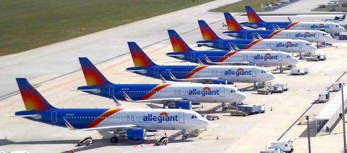 Airbus Skywise Allegiant