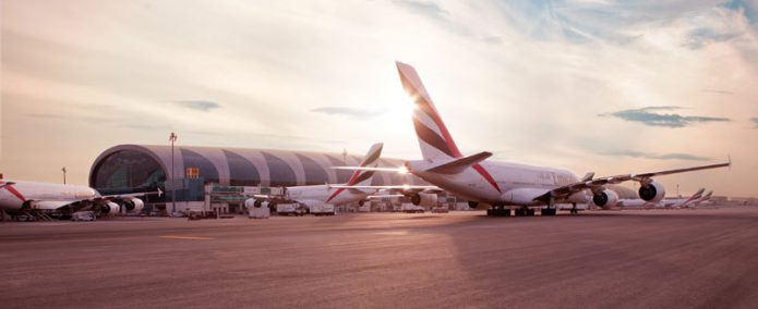 Emirates Dubai Airport