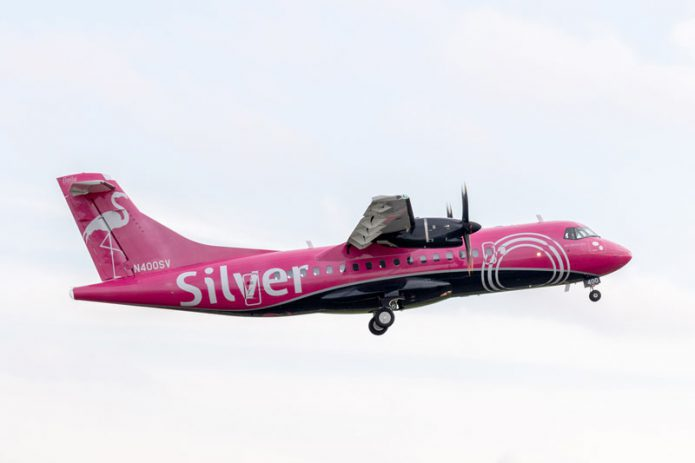 Silver ATR42 600