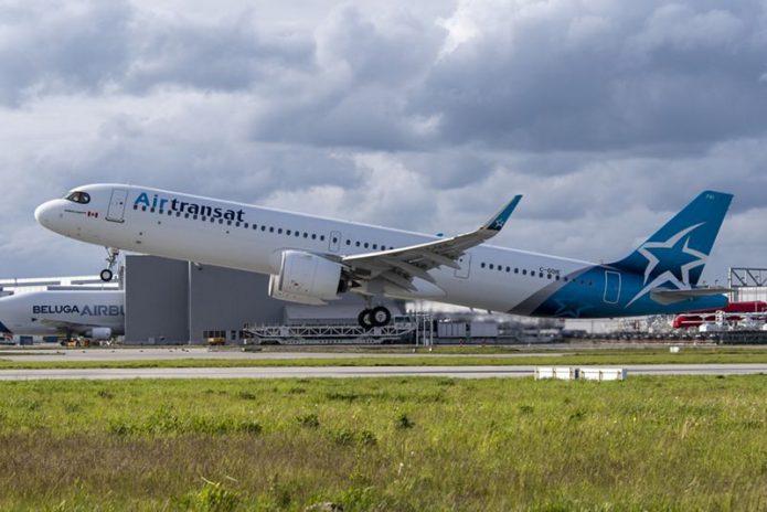 A321LR AirTransat MSN8755 01