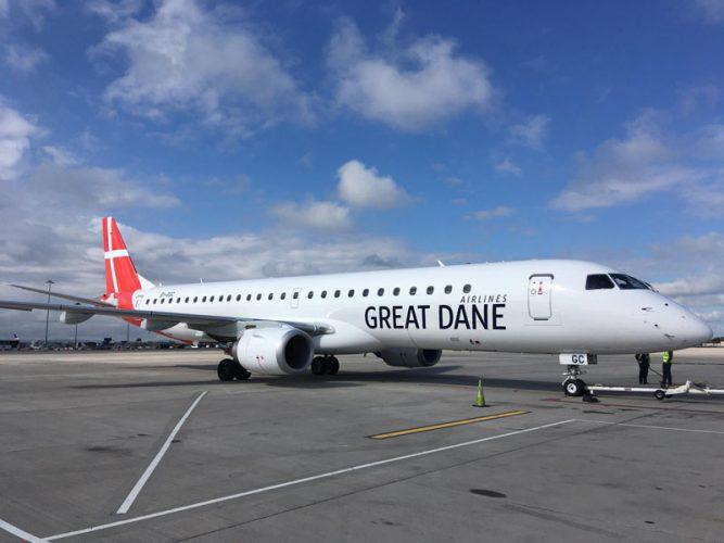 Great Dane E195