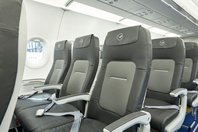 LH A321neo Sedili