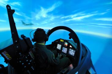 M 346 Full Motion Simulator