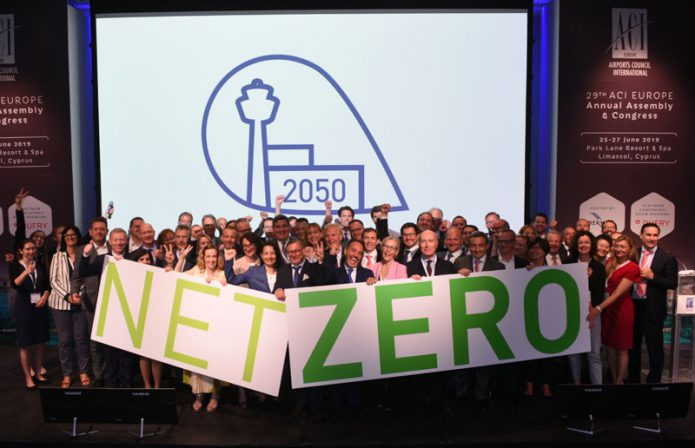 ACI E NetZero2050 commitment 26June2019