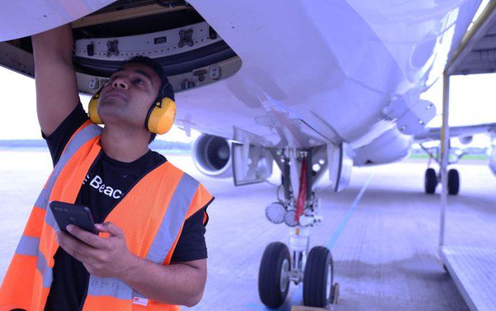 EmbraerX Beacon