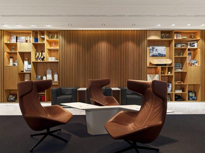 Lounge Brussels Lexus
