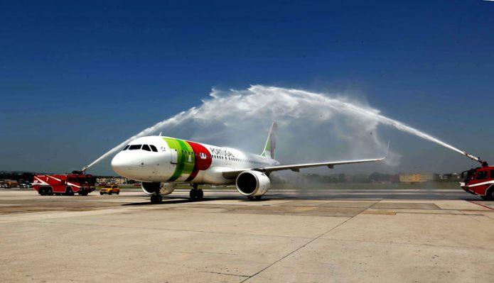 Primo Volo Portogallo Napoli 1
