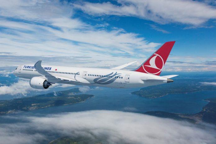 Turkish Airlines 787 9