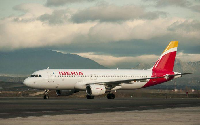 A320 Iberia