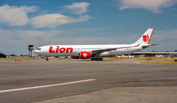 A330 900 Lion Air MSN1926 details 001