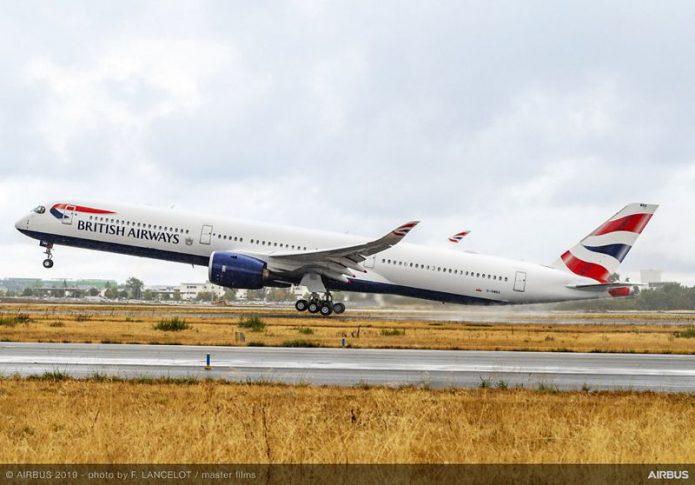 A350 1000 British Airways