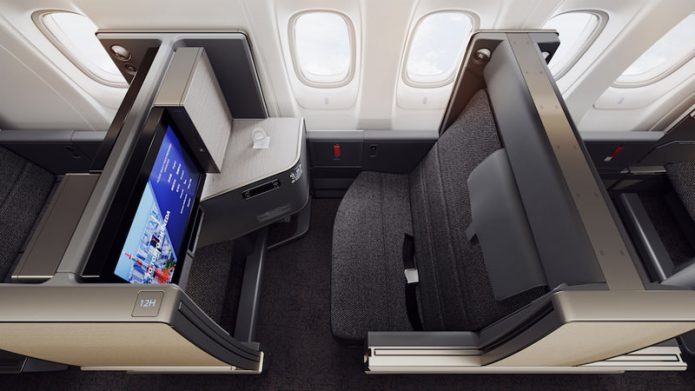 B777300ER THERoom Business