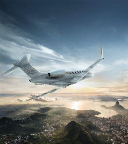 Bombardier Challenger 350