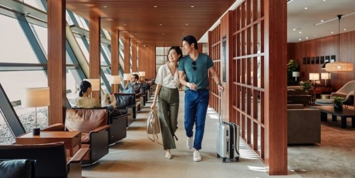 Cathay Lounge Pudong
