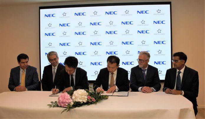 Star Alliance NEC