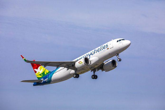 A320neo Air Seychelles