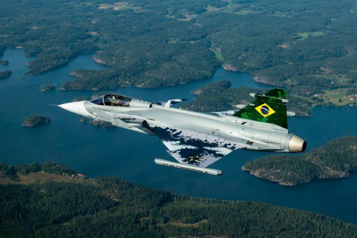 Saab Gripen E Brasile