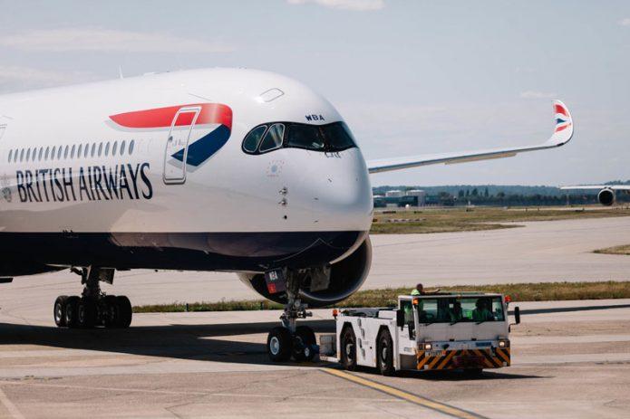 britishairways A350