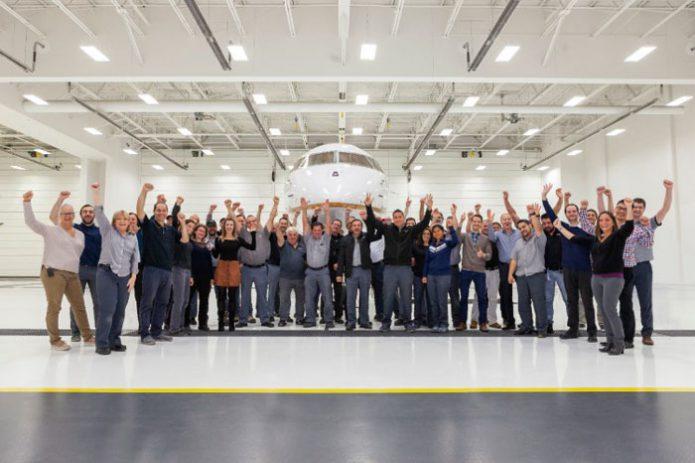 Bombardier Global 6500 EASA