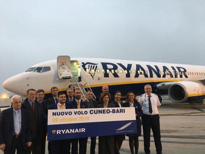 Cuneo Ryanair 29oct2019