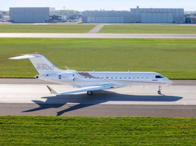Global 6500 Bombardier